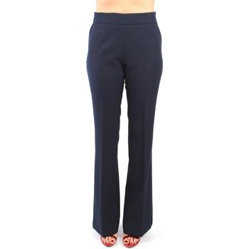 Abbigliamento Donna Pantalone Cargo Kocca YOGHI Pantalone Donna Blu Blu