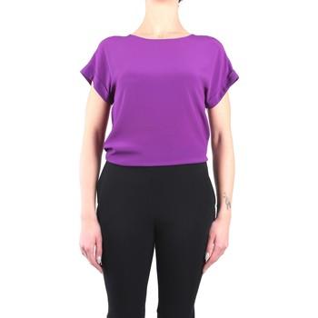Abbigliamento Donna Top / Blusa Jucca J3112020 Bluse Donna Ciclamino Ciclamino