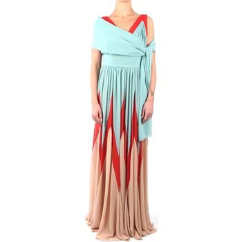Abbigliamento Donna Abiti corti Pronovias JALEN Abito Donna Blue Blue