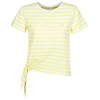 Abbigliamento Donna T-shirt maniche corte Only ONLBRAVE Giallo