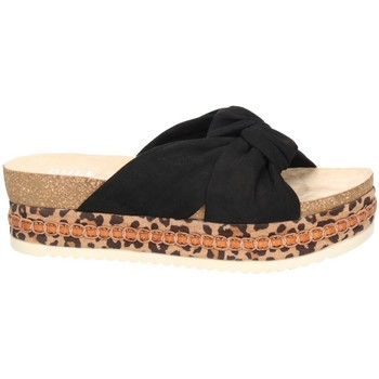 Scarpe Donna Sandali Bullboxer Bull Boxer sandales noire 886030F1T Nero