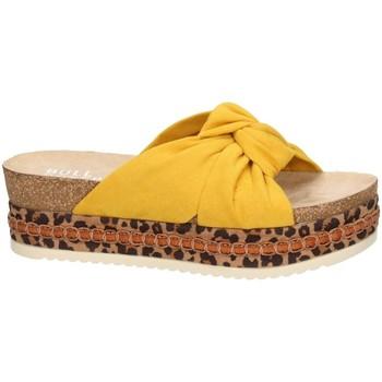Scarpe Donna Sandali Bullboxer Bull Boxer sandales jaune 886030F1T Giallo