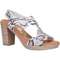 Scarpe Donna Sandali Oh My Sandals 4728-RE1CO Blanco