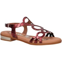 Scarpe Donna Sandali Oh My Sandals 4655-BR113 Rojo