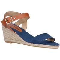 Scarpe Donna Espadrillas Top Way B807743-B6600 Azul