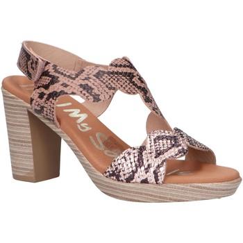 Scarpe Donna Sandali Oh My Sandals 4728-RE88CO Beige