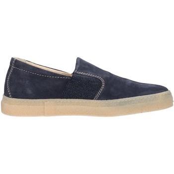 Scarpe Uomo Slip on IgI&CO 5141000 mocassino sneakers scarpe slip on uomo blu Blue
