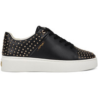 Scarpe Donna Sneakers basse Ed Hardy - Stud-ed low top black/gold Nero
