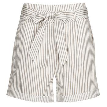 Abbigliamento Donna Shorts / Bermuda Vero Moda VMEVA Bianco / Blu