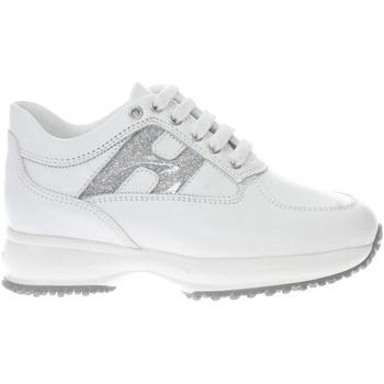 Scarpe Bambina Sneakers basse Hogan HXC00N0O241NM4 0351-UNICA - In  Bianco