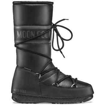 Scarpe Donna Stivali da neve Moon Boot 240091-UNICA - Monn Boot Higth  Nero