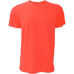 Abbigliamento Uomo T-shirt maniche corte Bella + Canvas CA3001 Papavero