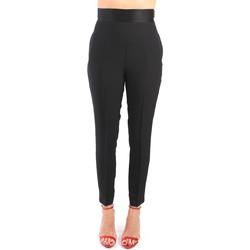 Abbigliamento Donna Pantalone Cargo Simona Corsellini P20CPPA019 Pantalone Donna Nero Nero
