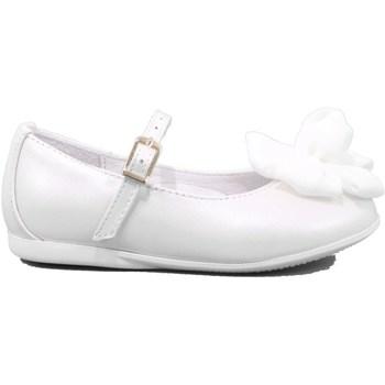 Scarpe Bambina Ballerine Gorgino 28 - P2076 Bianco