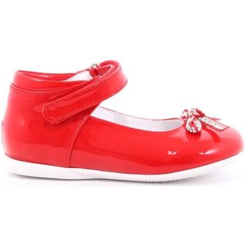 Scarpe Bambina Ballerine Gorgino 27 - P2004 Rosso