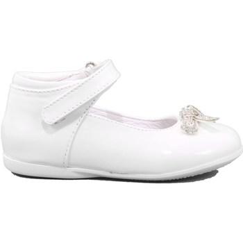 Scarpe Bambina Ballerine Gorgino 26 - P2004 Bianco