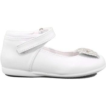 Scarpe Bambina Ballerine Gorgino 25 - P2005 Bianco