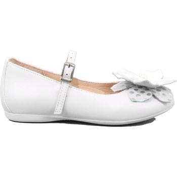 Scarpe Bambina Ballerine Gorgino 24 - P2078 Bianco