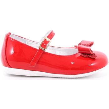 Scarpe Bambina Ballerine Gorgino 23 - P2079 Rosso