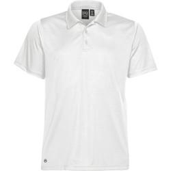 Abbigliamento Uomo Polo maniche corte Stormtech PG-1 Bianco