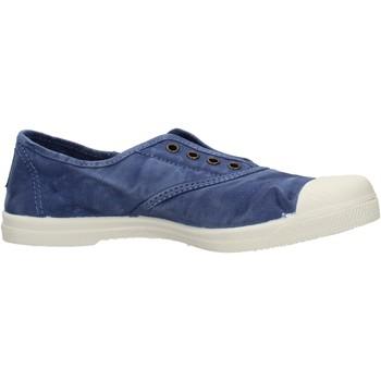Scarpe Bambino Tennis Natural World - Sneaker blu 102E-628 BLU