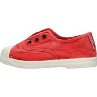 Scarpe Bambino Sneakers basse Natural World - Scarpa elast rosso 470E-652 ROSSO