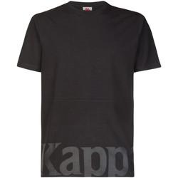 Abbigliamento Bambino T-shirt maniche corte Kappa - T-shirt nero 304S430-005 NERO