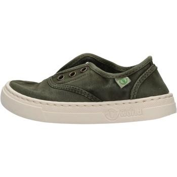 Scarpe Bambino Sneakers basse Natural World - Sneaker verde 6470E-622 VERDE
