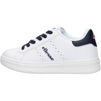 Scarpe Bambino Sneakers basse Ellesse - Kemp bco/blu ES0014S0032 BIANCO