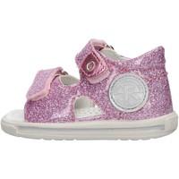 Scarpe Bambina Sandali Falcotto - Sandalo rosa NEMO-0M02 ROSA