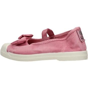 Scarpe Bambina Sneakers basse Natural World - Ballerina rosa 473E-603 ROSA