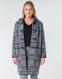 Abbigliamento Donna Cappotti Derhy SAISON Grigio / Nero
