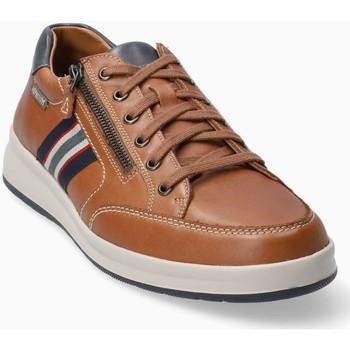Scarpe Uomo Sneakers basse Mephisto LISANDRO Marrone