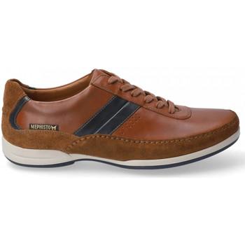 Scarpe Uomo Sneakers basse Mephisto RENZO Marrone