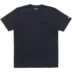Abbigliamento Uomo T-shirt maniche corte Carhartt i026264 Blu