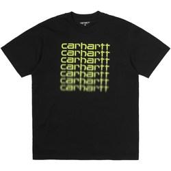 Abbigliamento Uomo T-shirt maniche corte Carhartt I027813 Nero