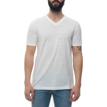 Abbigliamento Uomo T-shirt maniche corte Hugo Boss TILSON100-50402620100 bianco