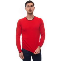 Abbigliamento Uomo Maglioni Fay NMMC1402330-QPK0273 Rosso/blu