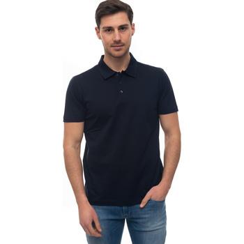 Abbigliamento Uomo Polo maniche corte Fay NPMB2401410-ROWU809 Blu