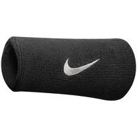 Accessori Accessori sport Nike Poignets éponge  swoosh doublewide noir