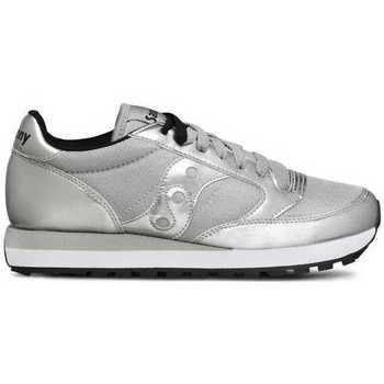 Scarpe Donna Sneakers basse Saucony Originals Jazz O' 1044 461 Silver Argento  ARGENTO