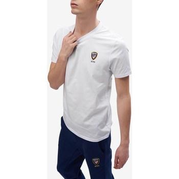 Abbigliamento Uomo T-shirt maniche corte Blauer 20sbluh02176-004547 Bianco