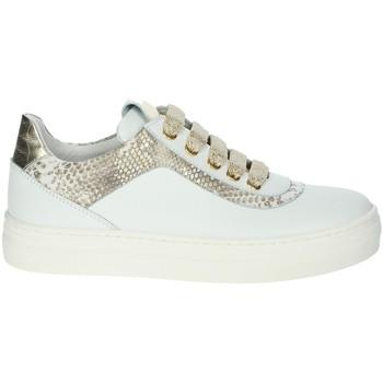 Scarpe Bambina Sneakers basse Le Petit Bijou 6430LPB BIANCO/ORO