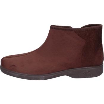Scarpe Uomo Pantofole Mauri Moda pantofole camoscio sintetico marrone