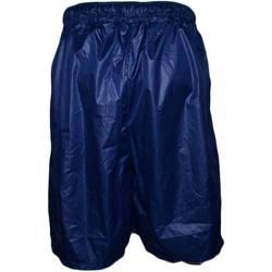 Abbigliamento Uomo Shorts / Bermuda Malu Shoes Pantaloncino shorts uomo art.avana 098 monocromatico blu  in te BLU