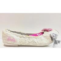 Scarpe Bambina Ballerine Barbie ATRMPN-18511 Bianco