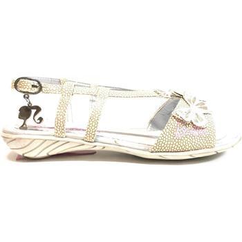 Scarpe Bambina Sandali Barbie ATRMPN-18512 Beige