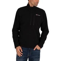 Abbigliamento Uomo Felpe Berghaus Felpa con mezza zip Polartec nero