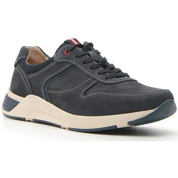 Scarpe Uomo Sneakers basse Out Put 480008 BLU