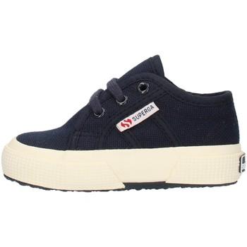 Scarpe Unisex bambino Sneakers basse Superga 2750S0005P0933 Blu